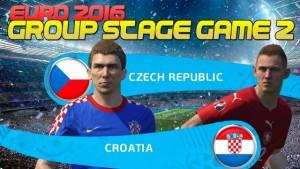 Prediksi Republik Ceko vs Kroasia 17 Juni 2016